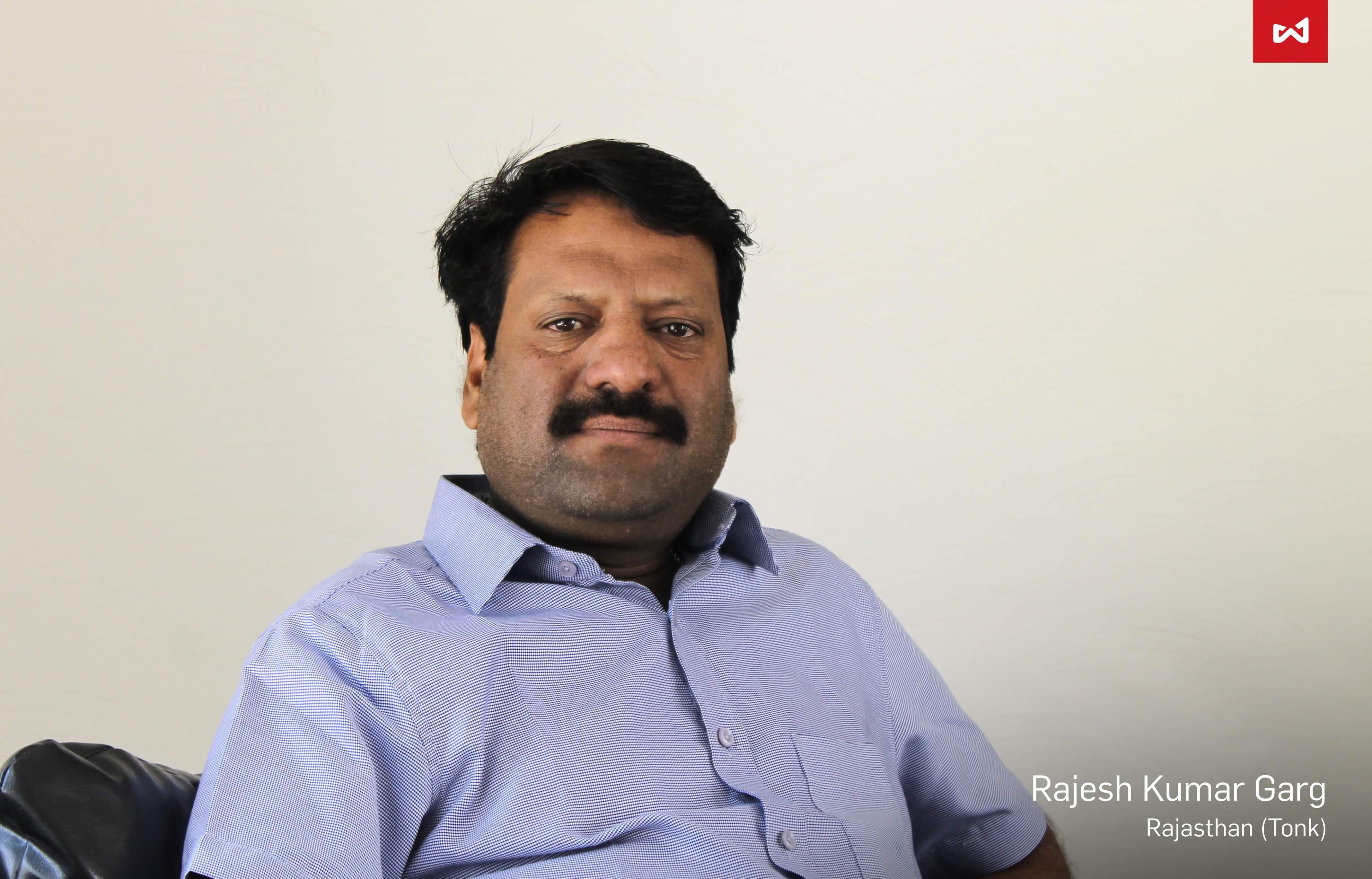 Rajesh Kumar Garg