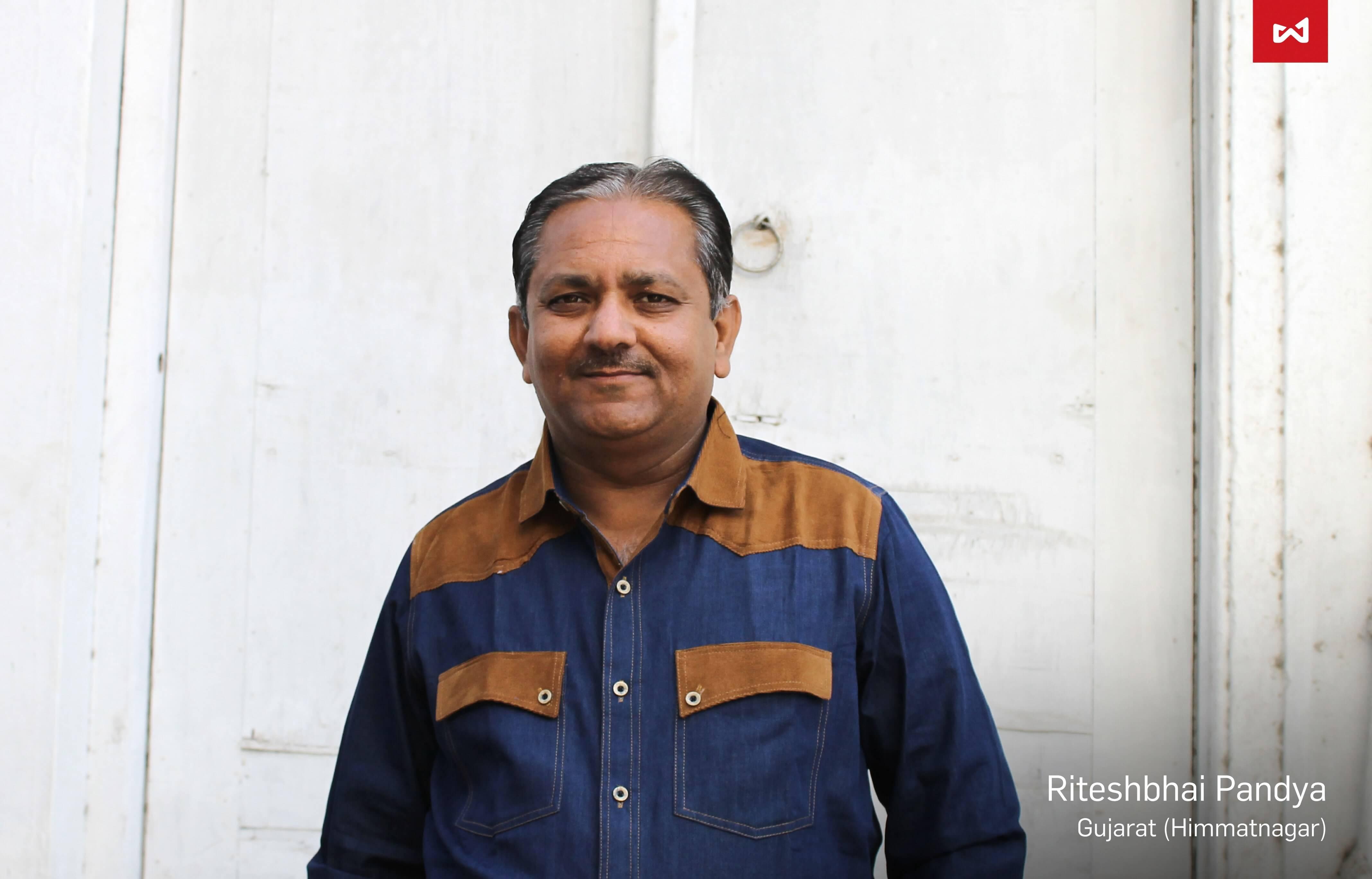 Riteshbhai Pandya