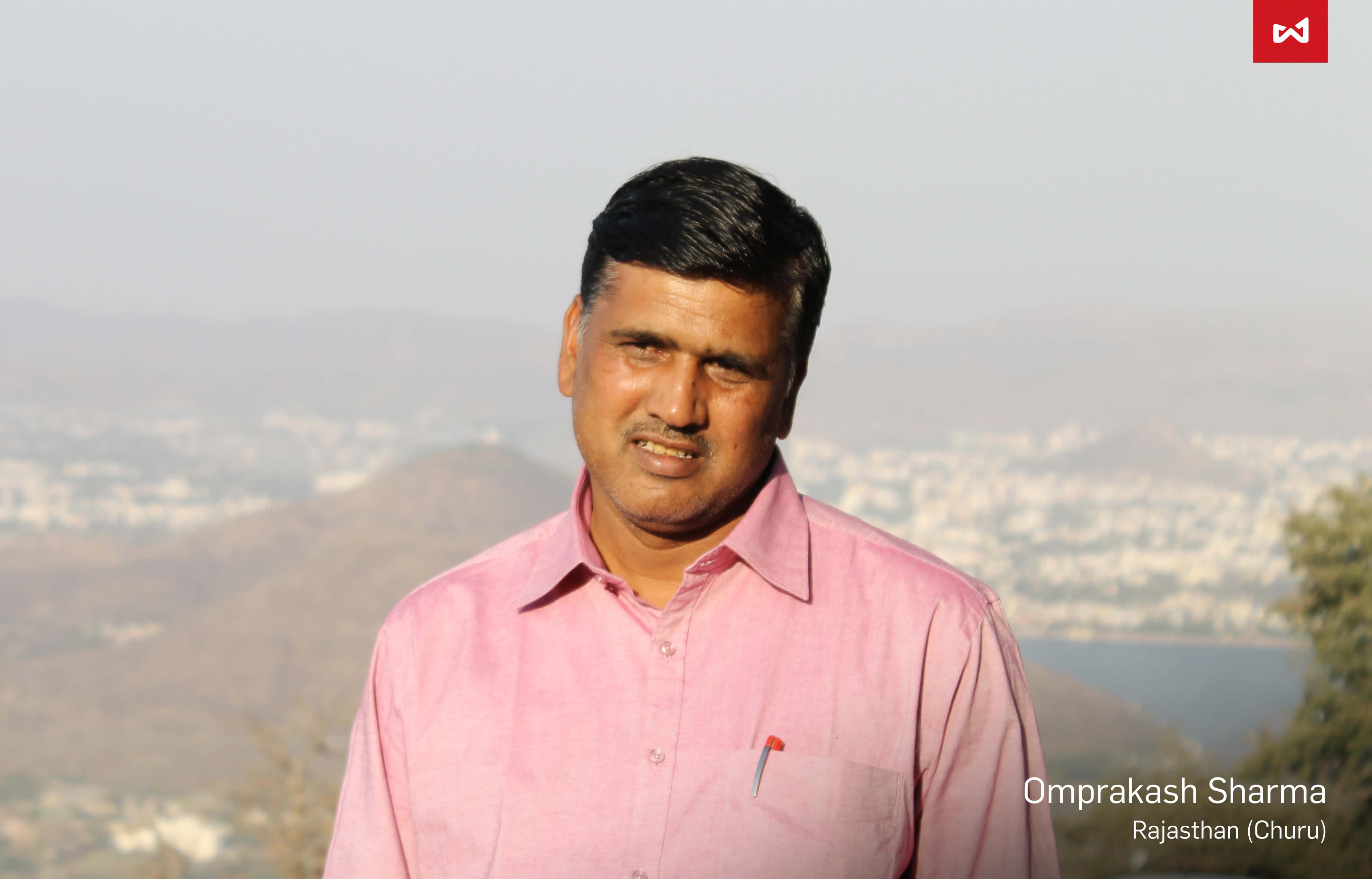 Omprakash Sharma