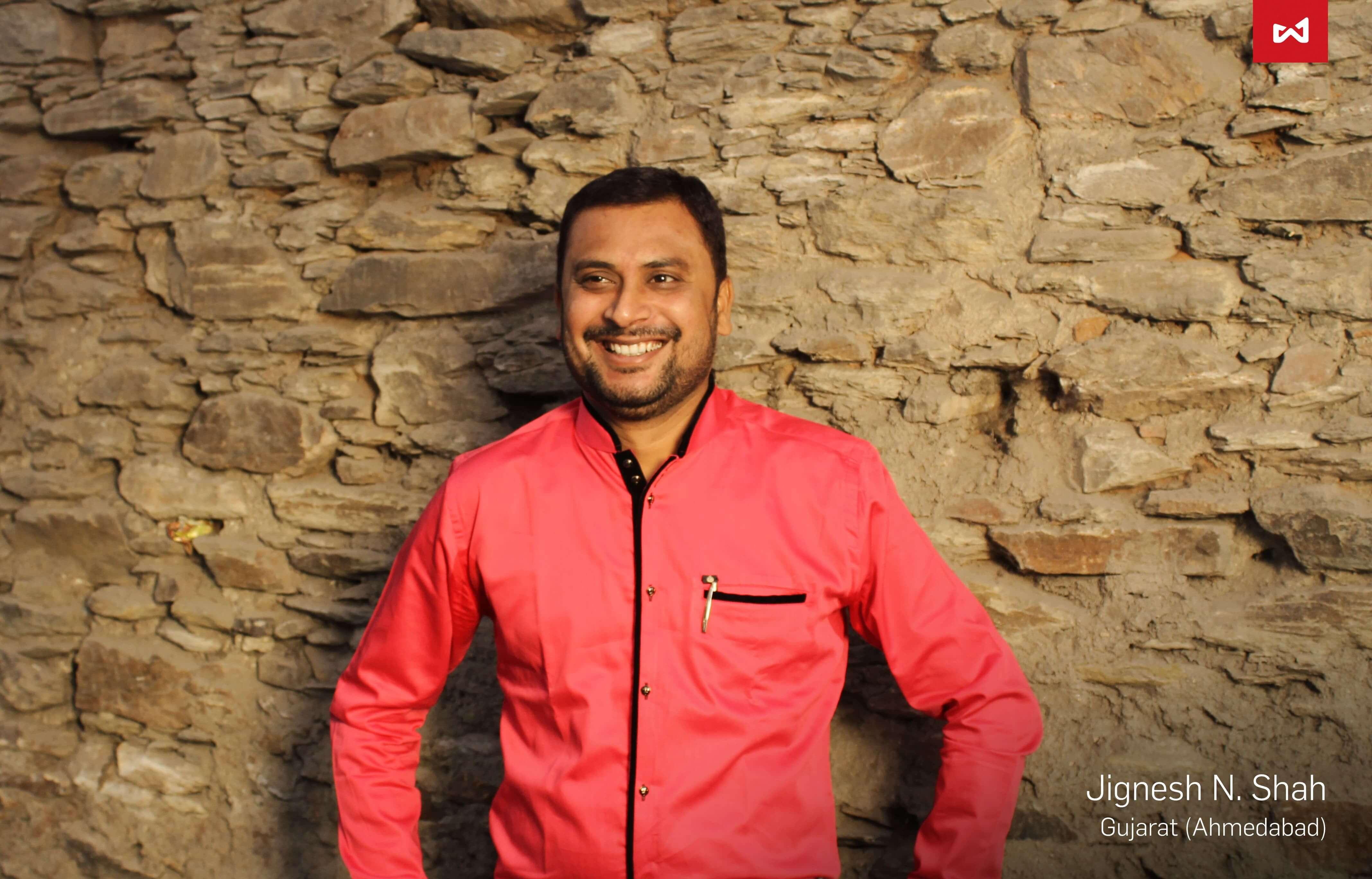 Jignesh N. Shah